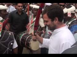 Rahul Gandhi Folk Dance Video Goes Viral