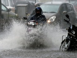 Flight Services Affected As Heavy Rain Lashes Chennai
