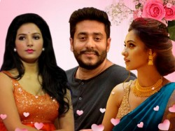 Mimi Chakraborty Blasts At Subhashree Ganguly But Remain Silent Raj Chakraborty Love