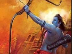 Shia Board Gift Silver Arrows Lord Ram S Statue Ayodhya