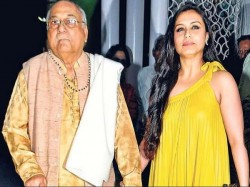 Noted Director Rani Mukherjee S Father Ram Mukherjee Passes Away