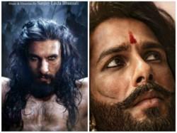Ranveer Singh Shahid Kapoor Will Not Promote Padmavati Together
