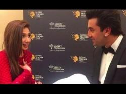 Mahira Khan Breaks Her Silence On Viral Photos With Ranbir Kapoor