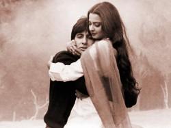 Amitabh Rekha S Untold Love Story