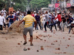 Injured As Communal Clashes Erupt In Up