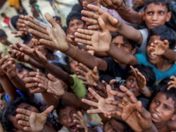 Amidst Rohingya Crisis India Opens 2 Checkpoints At Myanmar Bangladesh Borders