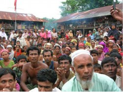 Myanmar Proposes Take Back Rohingyas