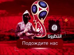 Isis Gives Threat 2018 Russia World Cup