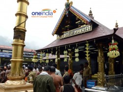 Again Controversial Remarks Passess The Sabarimala Board Chief On Entry Of Women