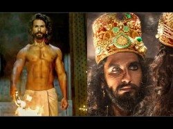 Shahid Kapoor Upset With Ranveer Singh Getting More Attention