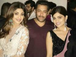 Salman Khan Katrina Together At Arpita S Party