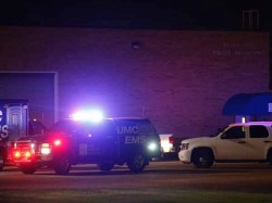 Another Shooting Usa Texas Tech Police Officer Shot Dead Student