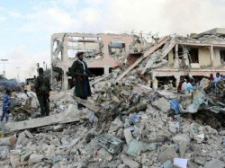 Mogadishu Truck Bomb Explosion Makes 500 Casulaties