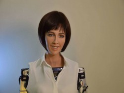 Sophia The First Robot Be Granted Citizenship Saudi Arabia