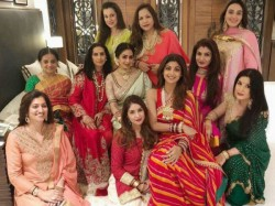 Bollywood Celebrirties Got Together Celebrate Karwa Chauth