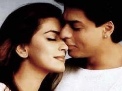 Juhi Chawla Be Same Film With Shahrukh Khan