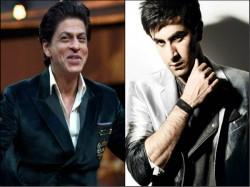 This Video Shahrukh Khan Ranbir Kapoor Dancing On Bole Chudiyan Is Going Viral