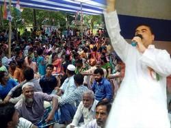 Subhendu Adhikari Attacks Bjp From Nandigram Meeting