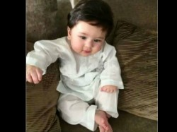 Taimur Ali Khan Is Dressed Up His First Diwali