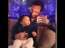 Saif Ali Khan Is Adorably Twinning Winning With Son Taimur Khan
