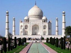 Absence Taj Mahal From An Uttar Pradesh S Yogi Adityanath Govt Tourism Booklet
