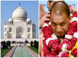 Yogi Sweep Area Around Taj On Thursday