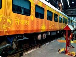 Food Poisoning On Goa Mumbai Tejas Express