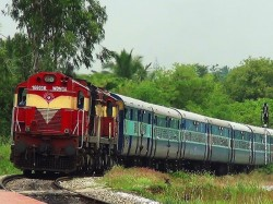 Railways Cut Travel Time 500 Trains From Next Month