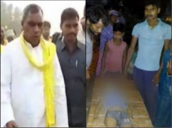 Up Minister S Convoy Flees After Mowing Down 8 Year Old Gonda