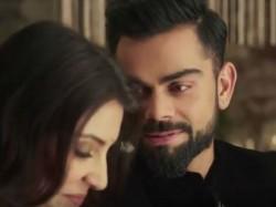 Lovebirds Anushka Sharma Virat Kohli Take Wedding Vows