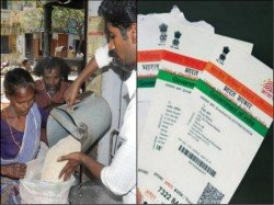 Aadhaar Not Linked With Ration Card Ration Dealer Refuses Give Grains Jharkhand Dies Starvation