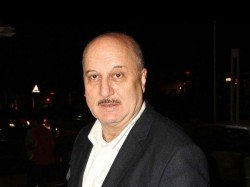 Actor Anupam Kher Appointed As Ftii Chairman
