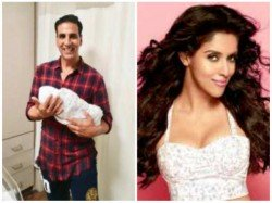 Akshay Kumar Shares First Photo Asin Rahul Sharma S Daughter