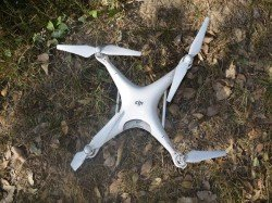 Indian Spy Drone Shot Down Claims Pak Army