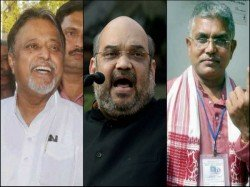 Will Mukul Roy Be The Next Bjp Bengal State President Amit Shah Scolds Dilip Ghosh Suppoting Bimal