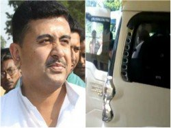 Road Accident Victim Is Admitted Tamluk Hospital With The Initiative Transport Minister