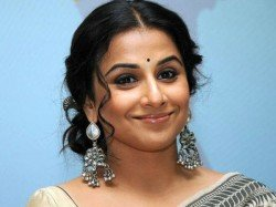 Vidya Balan Personally Doesnt Support National Anthem At Theatres