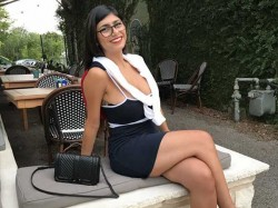 Former Adult Star Mia Khalifa Make Her Silver Screen Debut With Malayalam Film Chunkzz