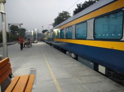 Gold Standard Trains Have Ultra Modern Facilities