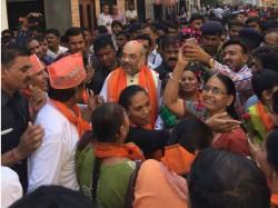 Pak Hindu Woman Got Citizenship Year Ago Joins Bjp
