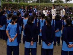 Girl Students Arunachal Pradesh Allegedly Forced Undress Teacher As Punishment