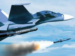 Brahmos Missile Test Fired From Sukhoi 30mki Fighter Jet