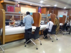 Senior Citizens Avail Banking Services At Their Door Step December End