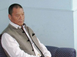 Central Government Is Thinking About Darjeeling Hill Bimal Gurung Tells Audio Clip