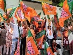 Protests Erupt At Bjp Headquarters Over Candidate Name Before Gujarat Assembly Elections