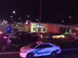 Two Killed One Injured Colorado Walmart Shooting Usa Donald Trump Calls For Tough Action