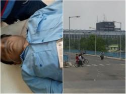 Workers Killed Durgapur Steel Plant Due Poisonous Gas Leak