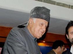 Farooq Abdullah Says India Betrayed The People Kashmir