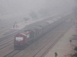 Due Fog Train Services Disrupted North India Impact West Bengal