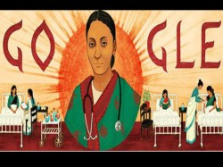 Google Doodle Remembering Rukhmabai India S First Practising Doctor
